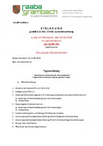 thumbnail of Einladung_GR200618