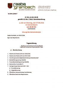 thumbnail of Einladung_GR_07082018-web