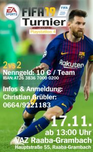 Fifa 19 Turnier