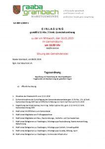 thumbnail of Einladung_GR160119