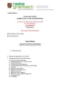 thumbnail of Einladung_GR131218-web
