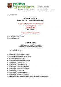 thumbnail of Einladung_GR150120-web