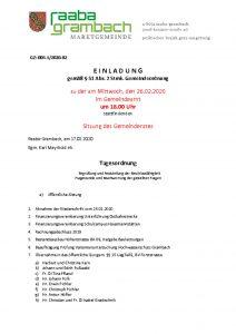 thumbnail of Einladung_GR260220Web