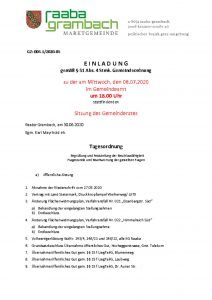 thumbnail of Einladung 08072020 Anschlag